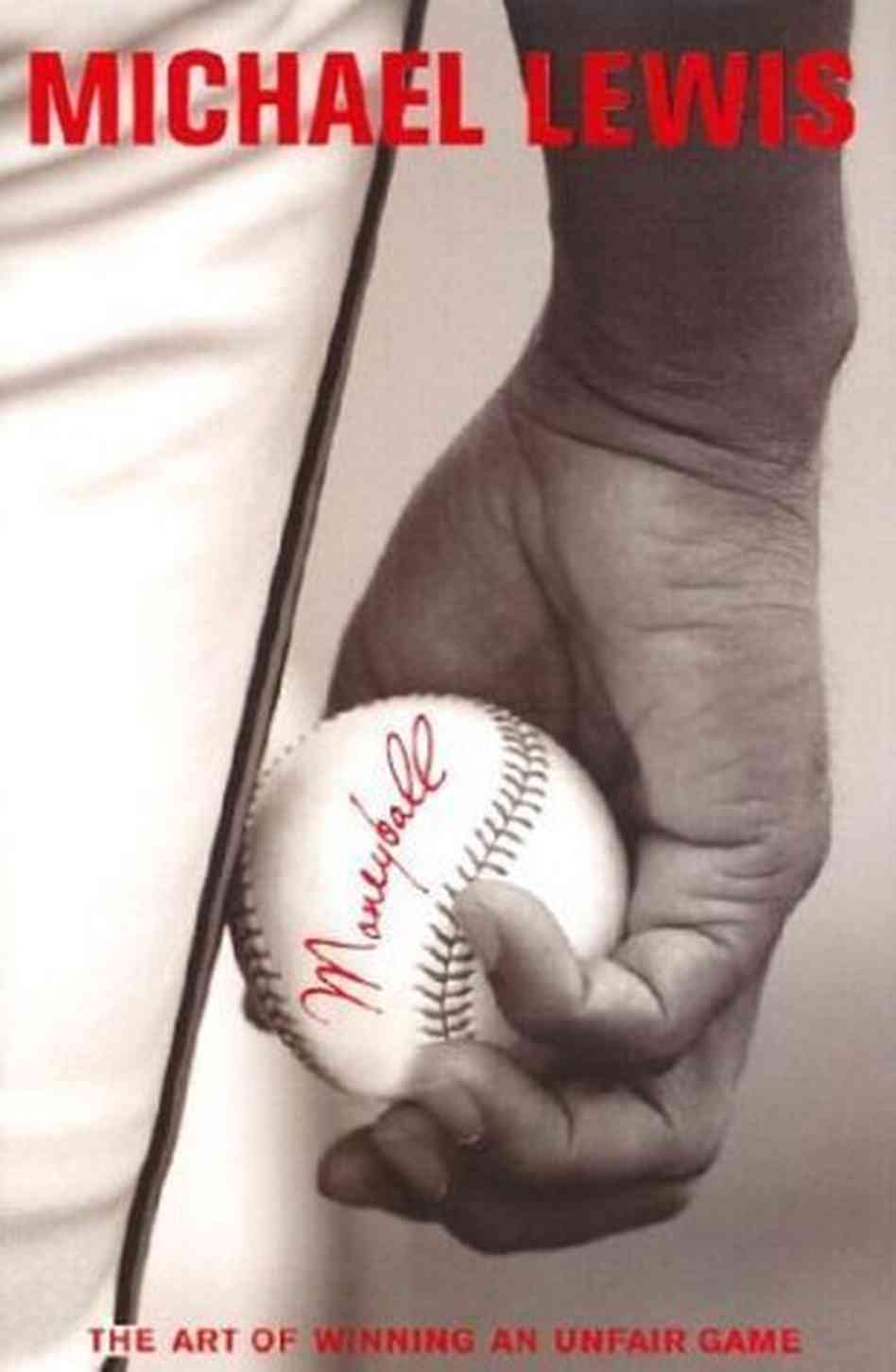 moneyball book cover