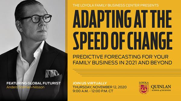Future of Family Business - Scenario Planning