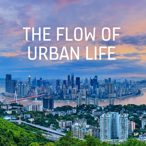 The Flow of Urban Life - Future of the Smart City with Kone