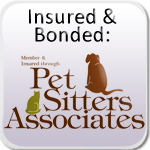 Pet Sitters Associates badge