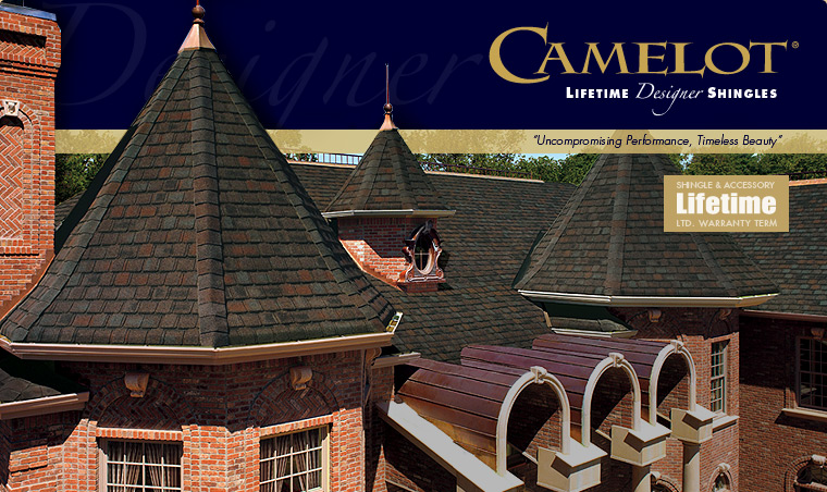 Gaf Camelot Roofing Shingle Colors