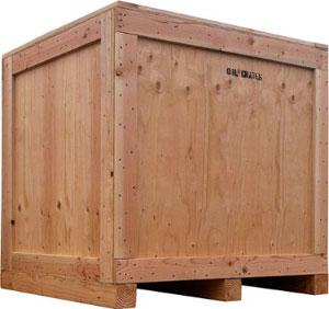 military spec crate wood