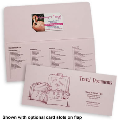 travel document organizers With travel document holders for travel agents