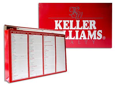 Folders keller williams for Keller williams folders