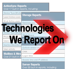 technologies mailscape reports
