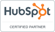 certified hubspot partner badge