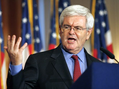 Newt Gingrich does inbound marketing