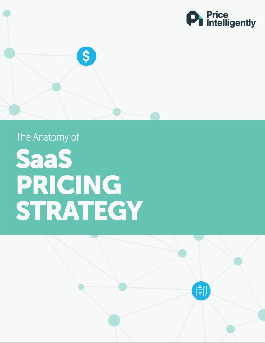 saas pricing ebook cover