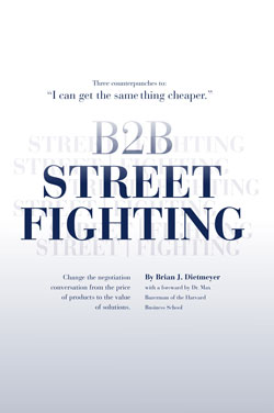 B2B Street Fighting by Brian Dietmeyer