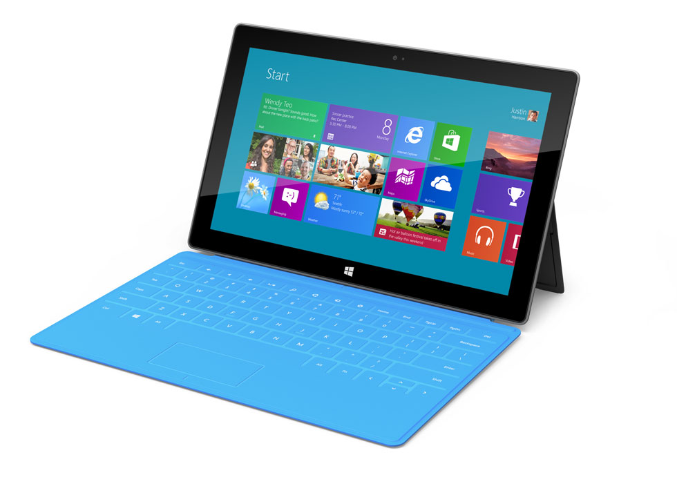 SpeakerBox blog image of Microsoft Surface