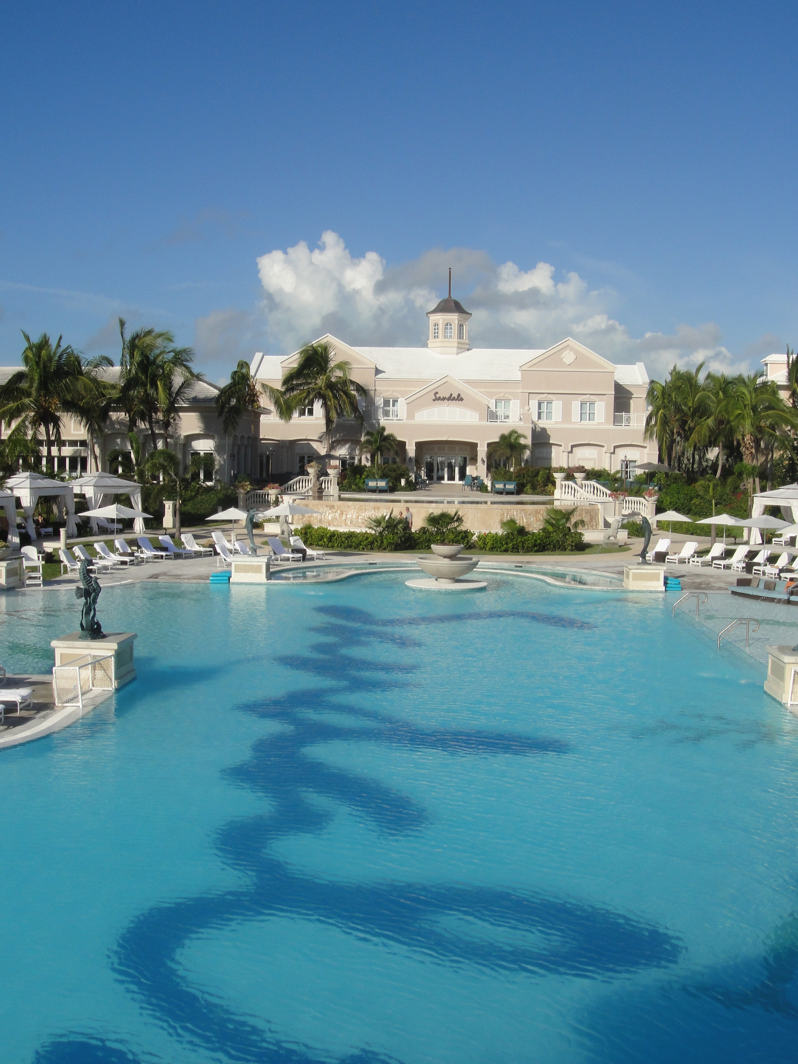 Sandals Emerald Bay caribbean all inclusive