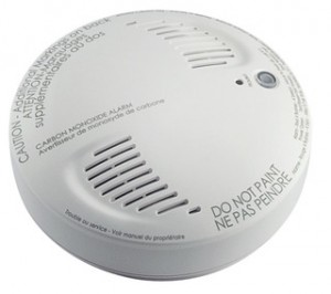 ADT Monitored Carbon Monoxide Detector
