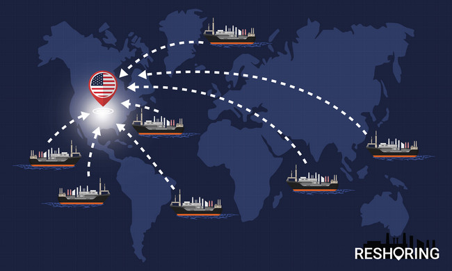 3 Advantages of Reshoring Manufacturing