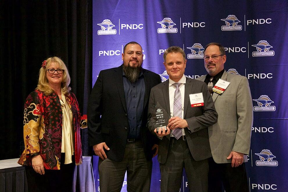 Out of the Box Manufacturing recognized as New Member of the Year by PNDC