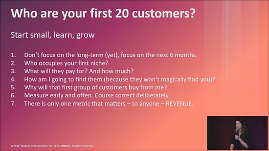 The One Metric That Matters: Revenue