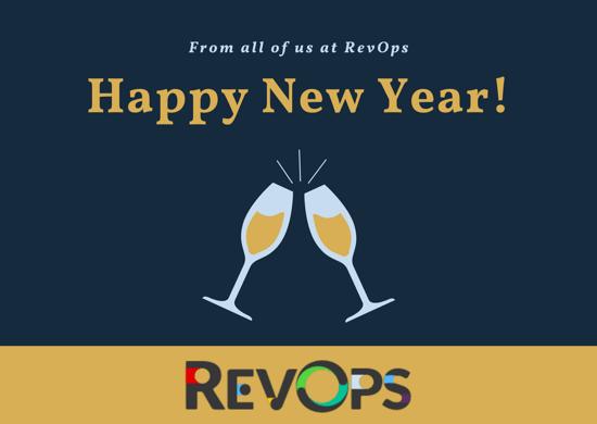 RevOps: Looking Back at 2020