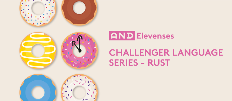 Challenger Language Series - Rust