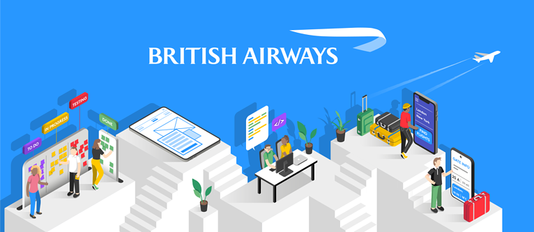 How a new, intuitive experience increased bookings for British Airways