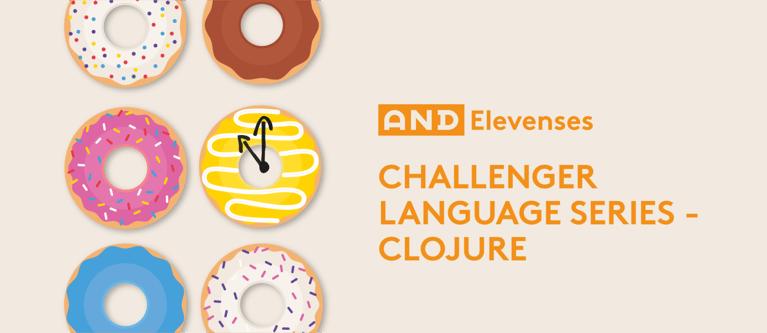 Challenger Language Series - Clojure