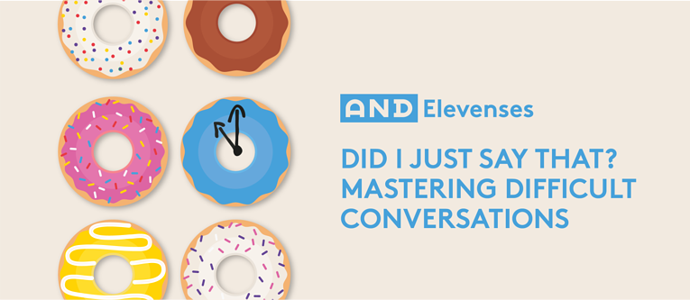 Did I Just Say That? Mastering Difficult Conversations