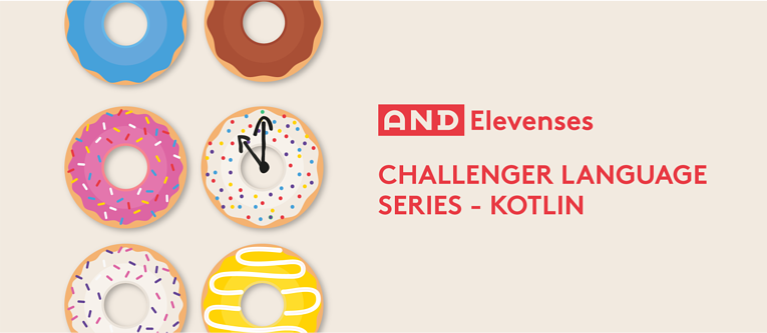 Challenger Language Series - Kotlin