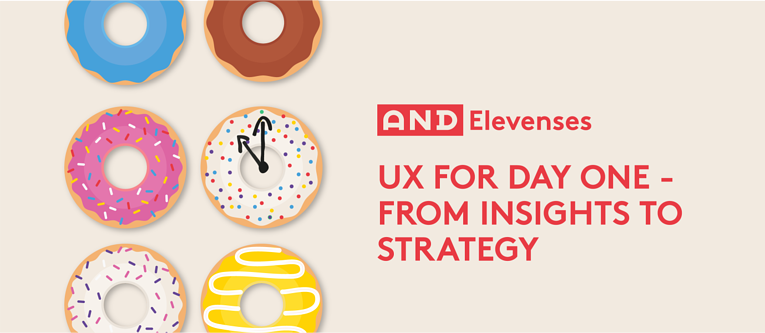 UX For Day One - From Insights To Strategy