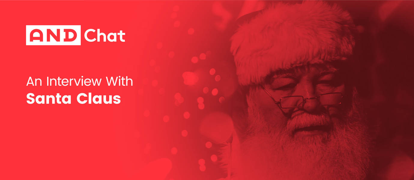 An Interview With Santa Claus