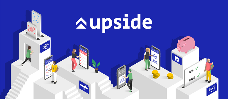 How an innovative new app increased household savings for Upside's users