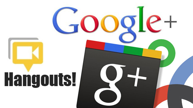 View event on Google+