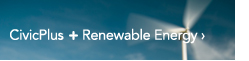 CivicPlus + Renewable Energy