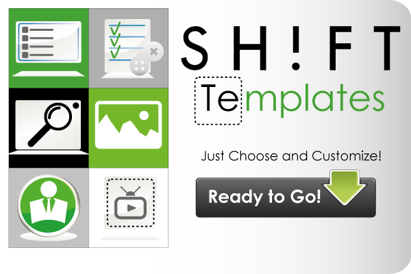 shift templates