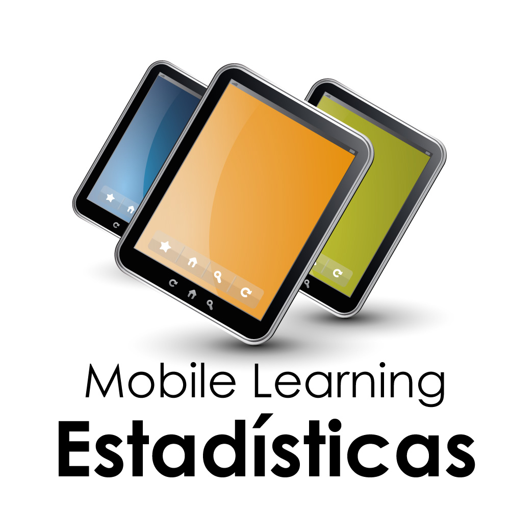 aprendizaje movil estadisticas