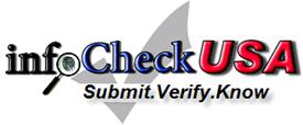 InfoCheckUSA Logo
