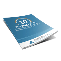 The Perfect 10: Planning an ICD-10 Conversion for Maximum Productivity and Profits