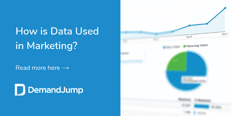 How is Data Used in Marketing