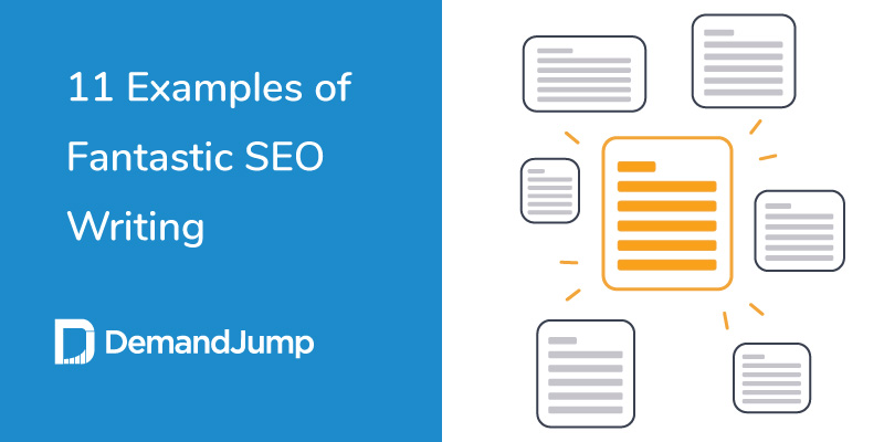 examples of seo writing