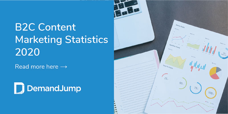 b2b content marketing statistics