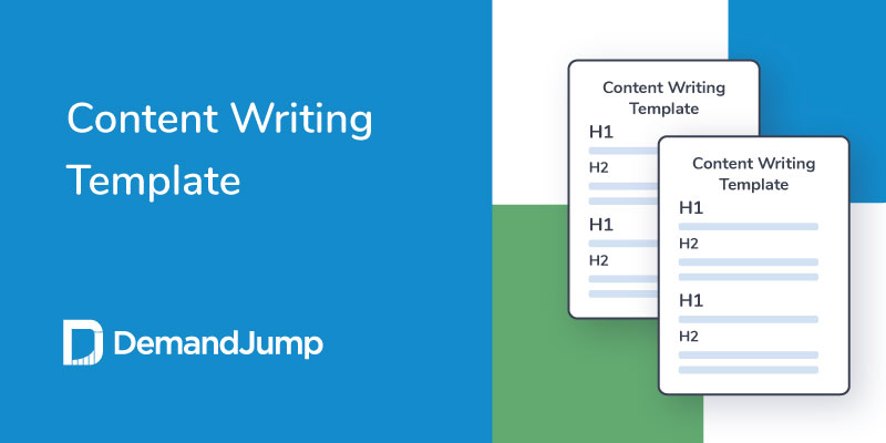 content writing template