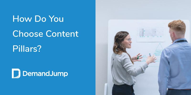 how do you choose content pillars