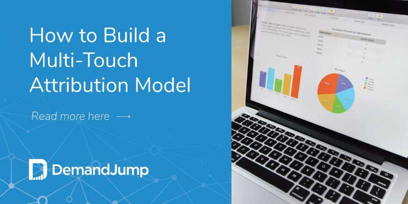 How to build a multi touch attribution model