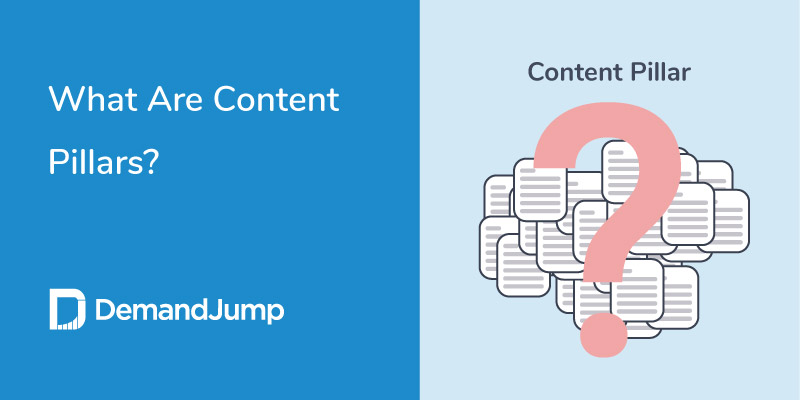 what are content pillars