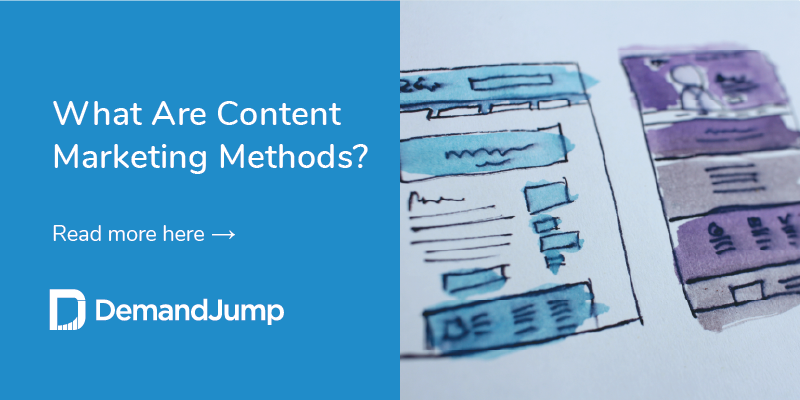 Content Marketing Methods
