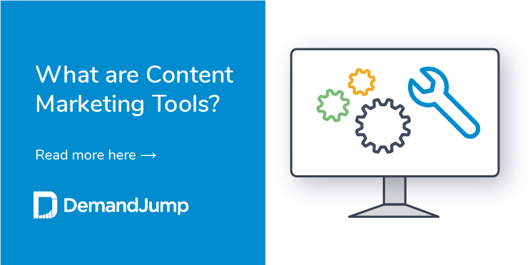 what are content marketing tools