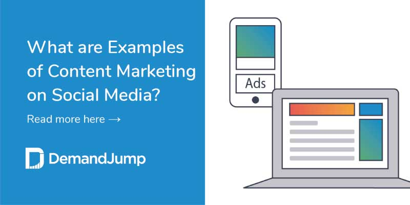 examples of content marketing on social media