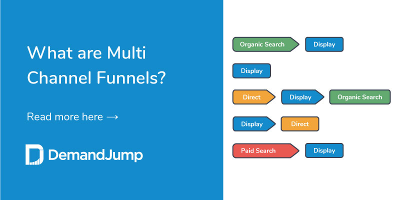 Multi Channel Funnel Reporting