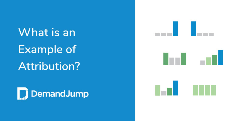 what is an example of attribution