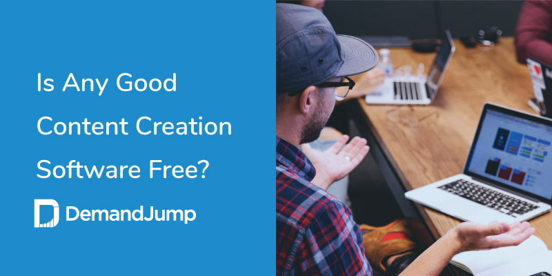 content creation software free