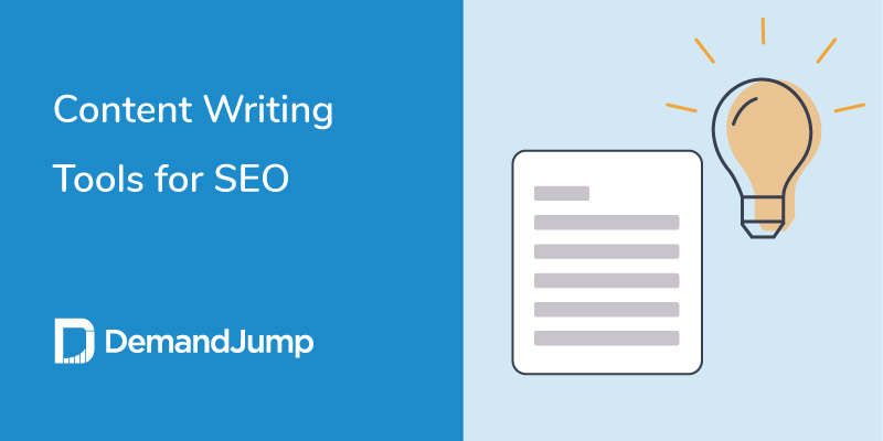 free content writing tools for SEO