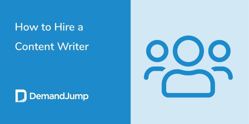 how do I hire a content writer for my website