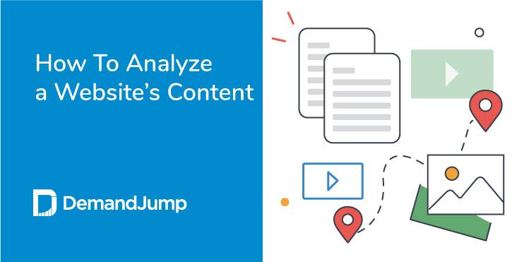 website content audit analysis